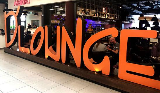 D'Lounge Donau Plex